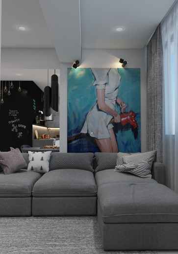 ПРОЕКТPETR HOUSE | квартира