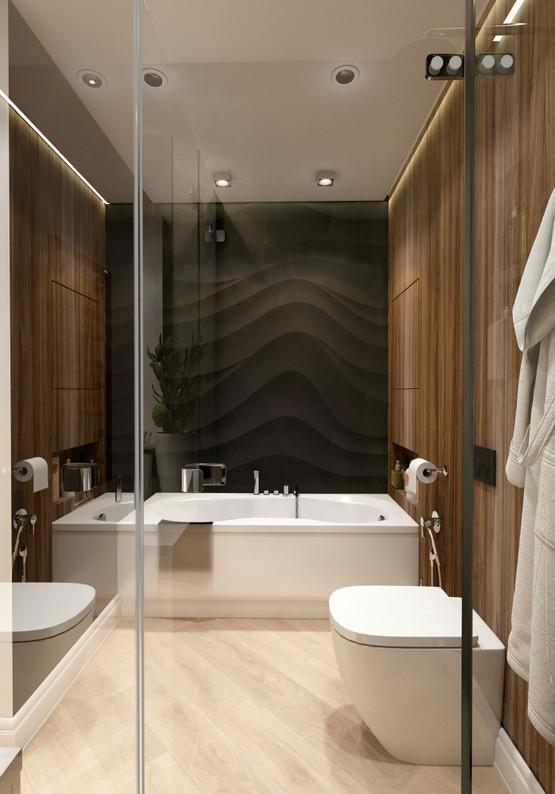 ванная красивая