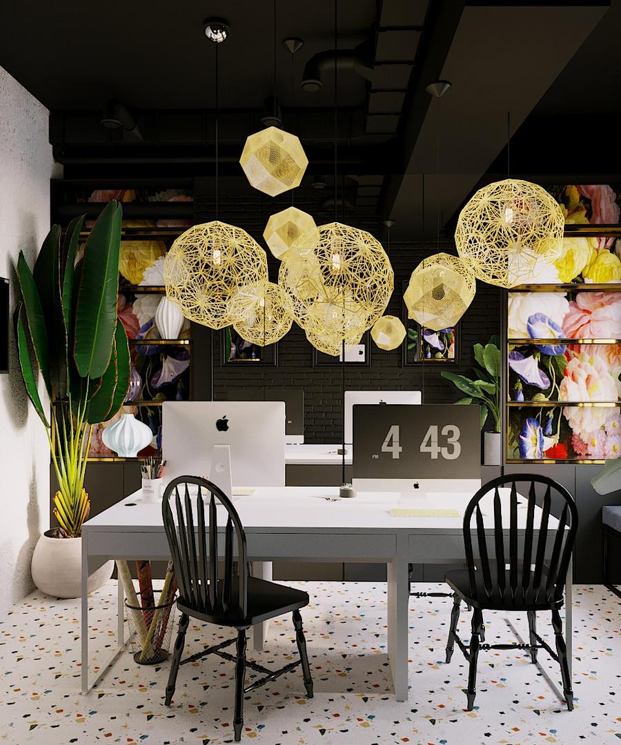 кофейня дизайн проект