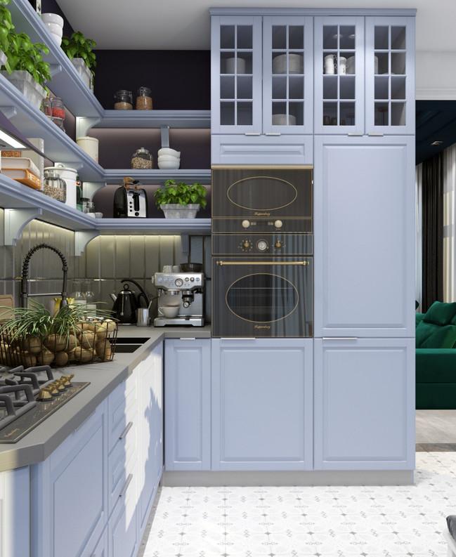 #кухняladspace