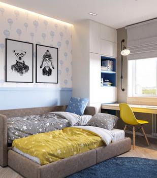 ПРОЕКТ JUICY HOME| квартира