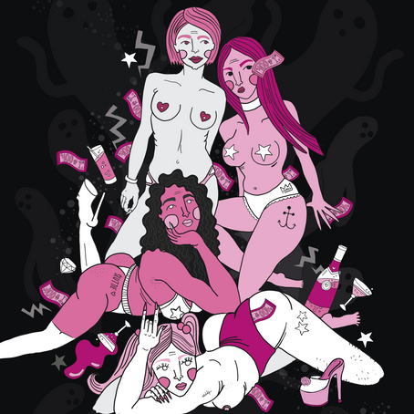 The not-so-secret diary of a stripper