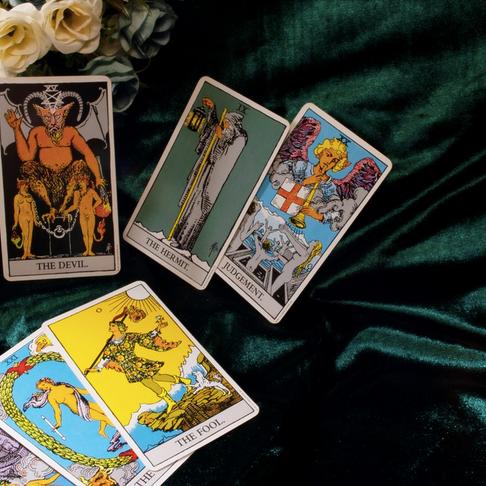 Tarot Reading: Fall 2020
