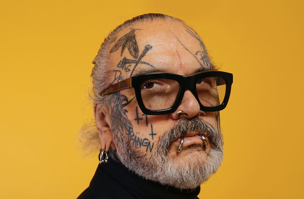 Sven Marquardt Berghain Bouncer in Playful Magazine