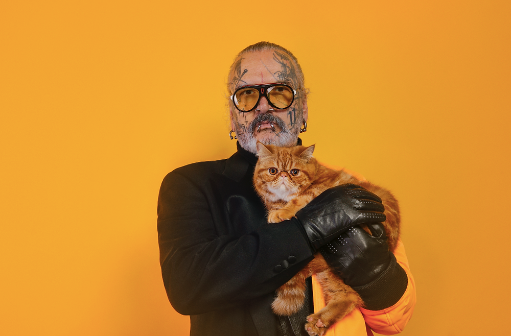 Sven Marquardt for Playful Magazine