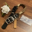 Thumbnail: Tau-Leder Halsung verstellbar, Tauwerk gedreht