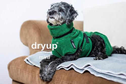 """DRYUP Cape """"Mini"""" - Farbe : Dark Green, Gr. 35"""