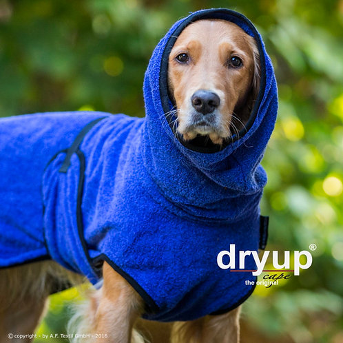 """DRYUP Cape """"Standard"""" - Farbe : Blueberry"""