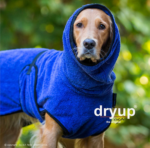 DRYUP Cape, Farbe : Blueberry