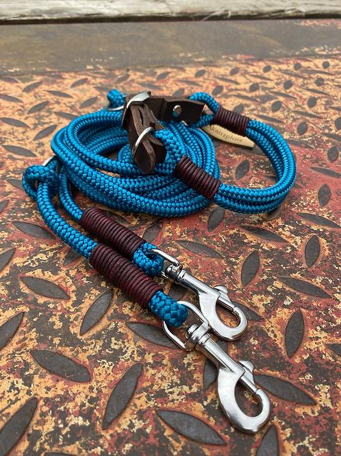 Halsband +  Leine Set