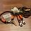 Thumbnail: Lakritzpfote Standard-Halsband (einfache Halsung), Tauwerk in 10mm