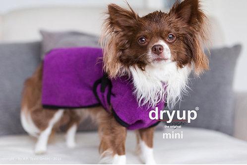 """DRYUP Cape """"Mini"""" - Farbe : Bilberry"""