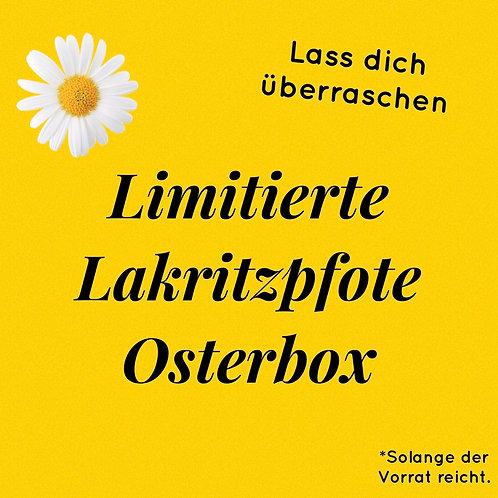Lakritzpfote Osterbox - kleine Box -
