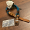 Thumbnail: Lakritzpfote Standard-Halsband (verstellbar), Tauwerk in 8mm