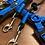Thumbnail: Lakritzpfote Führleine schwarz-blau