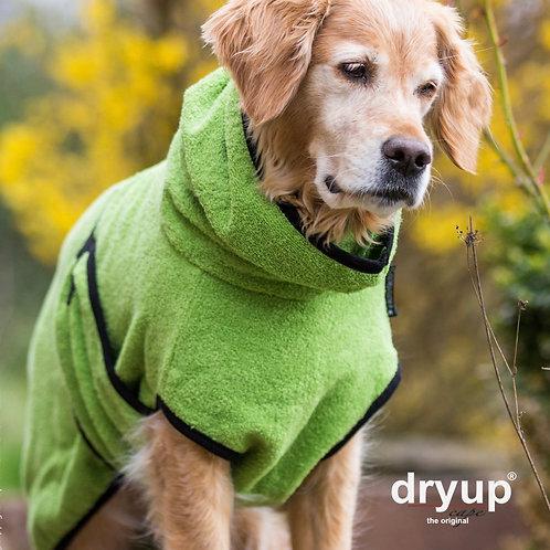 "DRYUP Cape ""Standard"" - Farbe : Kiwi"