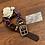 Thumbnail: Lakritzpfote Standard-Halsband (verstellbar), Tauwerk in 10mm