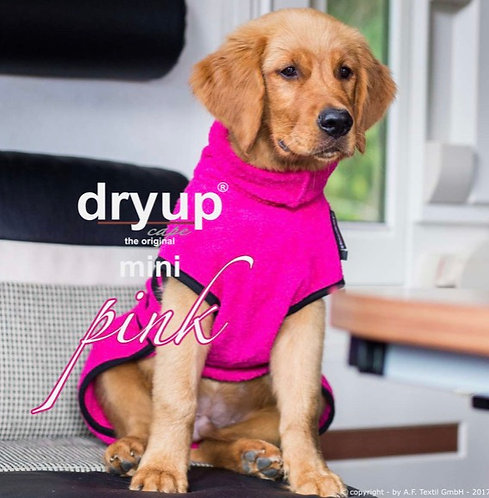 "DRYUP Cape ""Mini"", Pink"