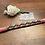 "Thumbnail: Lakritzpfote Standard - Halsband (doppelte Halsung) ""regenbogen-rosa"""