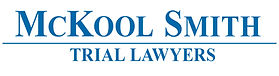 McKool Smith Logo - Blue - Trial Lawyers
