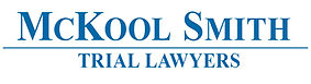 McKool Smith Logo - Blue - Trial Lawyers