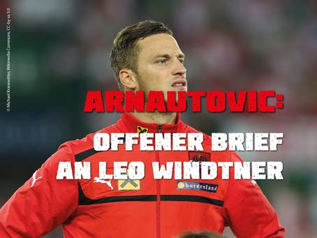 Arnautovic: Si tacuisses, Superstar mansisses