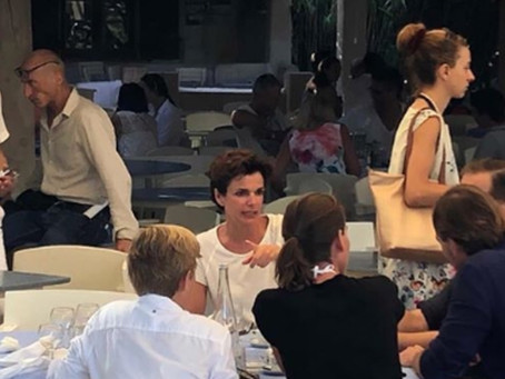 SPÖ-Chefin Joy Pamela im Luxusclub: Darf sie das?