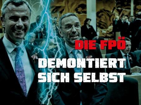 FPÖ: Vom Hort der Freiheitlichen Familie zum Intrigantenstadl