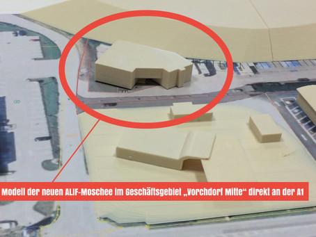 Neue Moschee für die Islamische Föderation. Vorchdorf schafft sich ab!