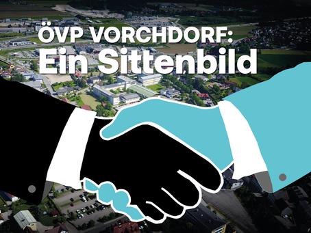 ÖVP-Vorchdorf: Ein Sittenbild