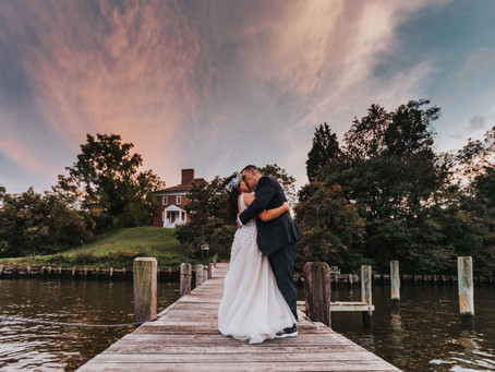 How NOT to stress on your wedding day // Baltimore Wedding Photographer