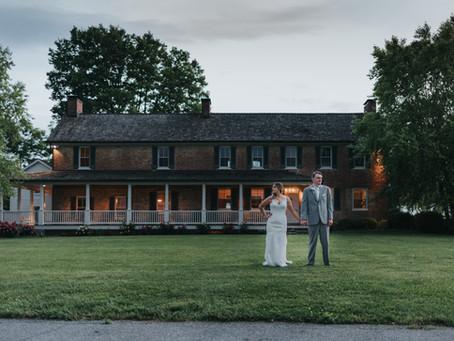 Wedding // Walker's Overlook
