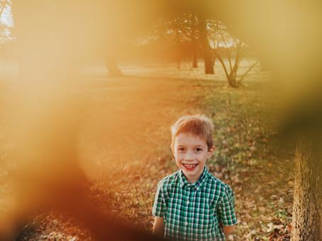 Kid Portraits // Herring Run Park // Baltimore, MD