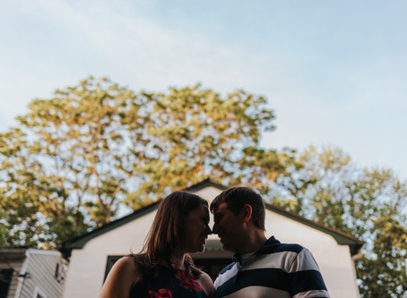 Engagement Session // Acton's Cover Waterfront - Annapolis