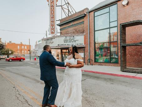 Wedding Session // HÁBITAT at SEYA  // Baltimore, MD