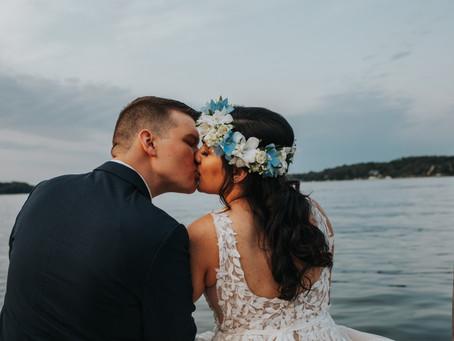 Historic London Town and Gardens Wedding // Edgewater, Maryland