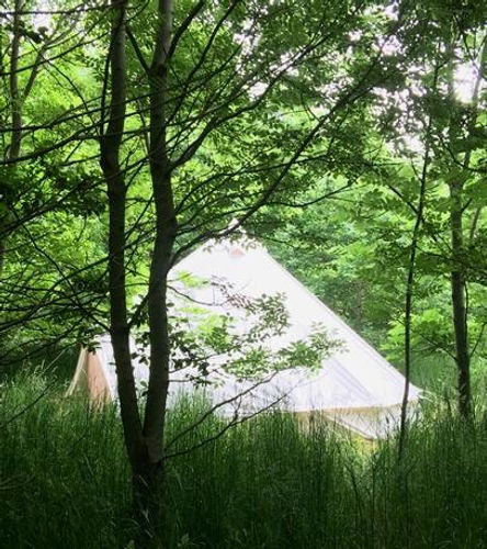 bell tent glamping dorothy goes glamping