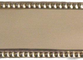 Brass Nameplate - I