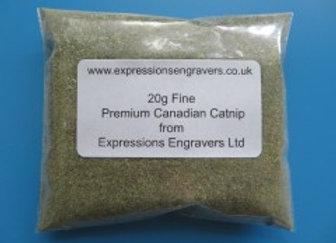 Fine Catnip - 20g bag