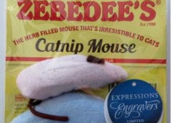 Zebedee Catnip Mice - pack of 2