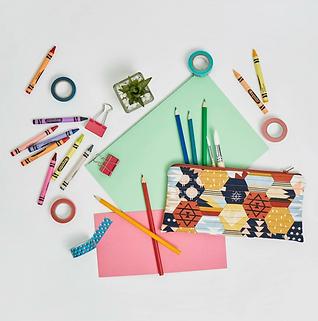 Scrappy Hexie Pencil Case Quilt Now Magazine