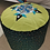 Thumbnail: Starburst Applique Pouffe PDF DOWNLOAD Pattern