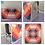 Thumbnail: Honeycomb Sewing Machine Cover Kit - Summer Garden