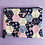 Thumbnail: Scrappy Hexie Pouch Kit - Midnight Rose