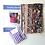 Thumbnail: Crosses Tote Bag Kit Autumntime Colourway