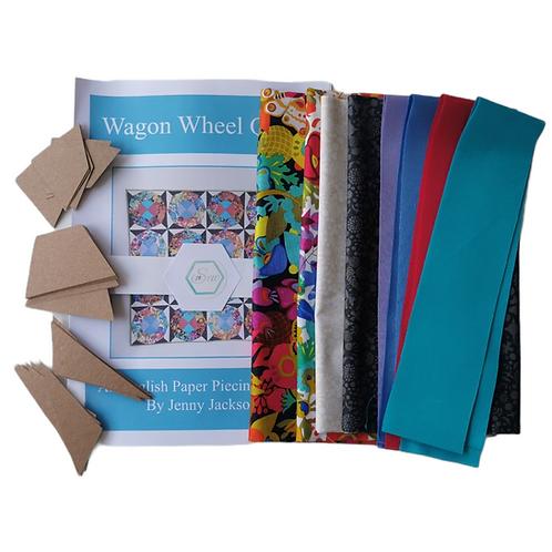 Wagon Wheel Quilt Kit