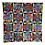 Thumbnail: Wagon Wheel Epp Quilt, Paper Pattern & 108 Paper Pieces