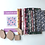 Thumbnail: Indie Folk EPP Quilt Kit Autumntime Colourway