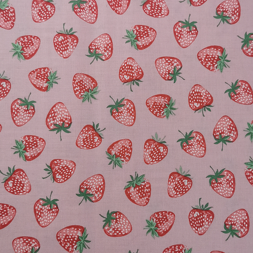 Strawberry Jam Pink Strawberries FQ
