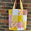 Thumbnail: The All Squares Tote Bag Paper Pattern